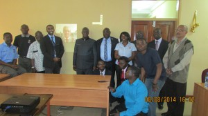 The establishment of the Southern African regional node of the IAU Office of Astronomy for Development (OAD) in Zambia