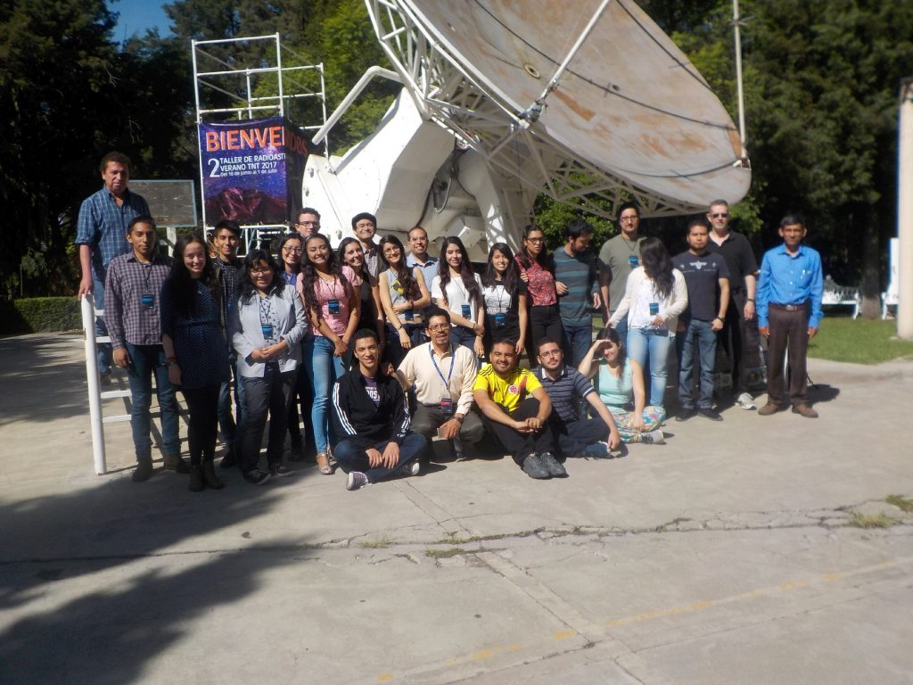 summer workshop radio astrophysics