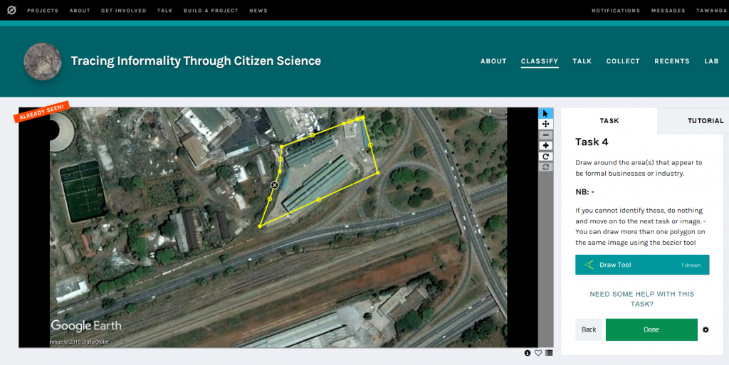 Figure 11 using citizen science to measure informality