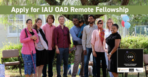 OAD call for remote fellows