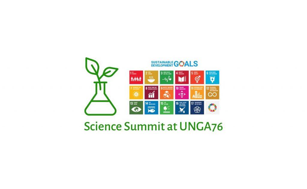 Astronomy to advance SDGs at UN GA76 science summit