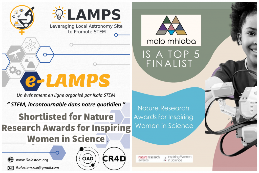 Nature Awards for Inspiring Women in Science